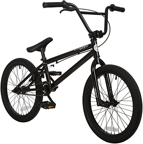 Amazon.com : Framed Verdict BMX Bike Black/Black Sz 20in : Sports ...