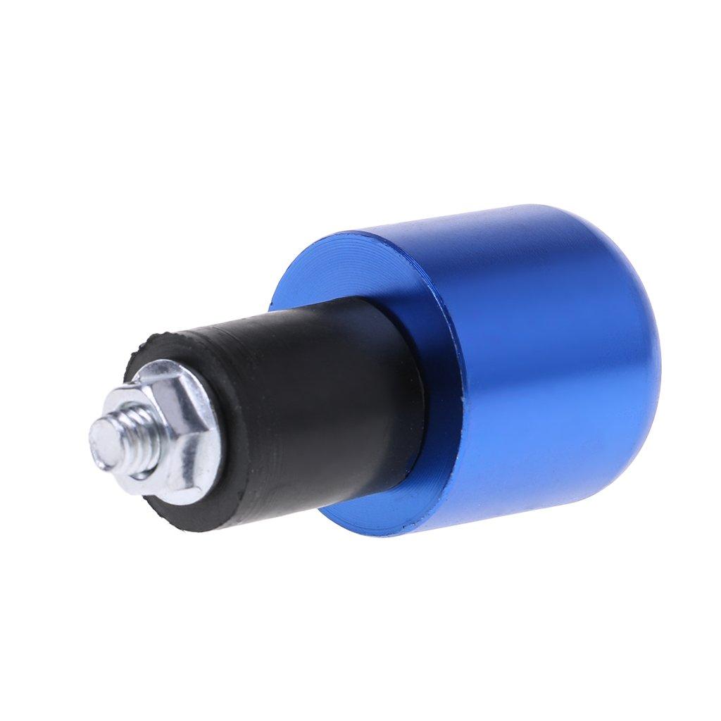 adatte a tutte le moto di marca con un manubrio di 7//8/ di diametro Jiamins maniglie universali in alluminio per bicicletta da moto e bici da montagna 22/mm