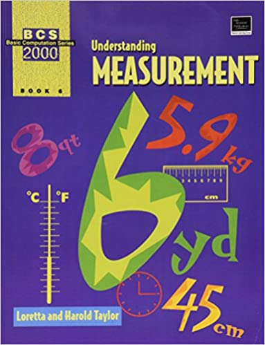 Download Basic Computation Series 2000 : Understanding Measurement PDF