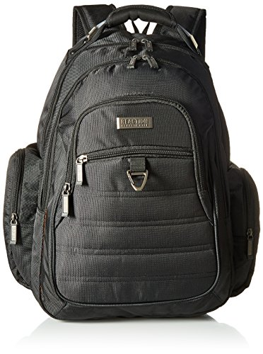 Kenneth Cole Reaction 1680d Polyester Dual Compartment 15.6