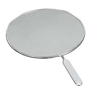 Compra metaltex 206129 tapadera cocina aluminio acero - Antisalpicaduras cocina ...