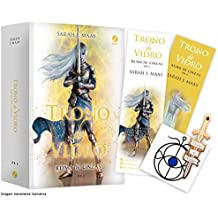 Trono de Vidro. Reino de Cinzas - Volume 6 (+ Marcadores, Tatuagem e Pin)