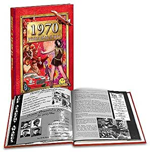 1970 What A Year It Was Book