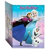Disney Frozen Party Invitations, 8ct