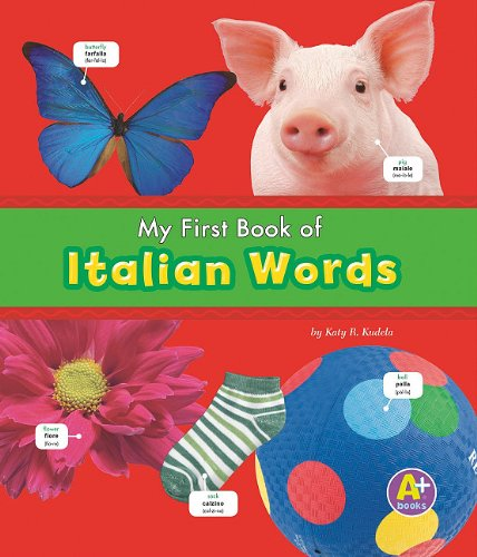 My First Book of Italian Words (Bilingual Picture Dictionaries) (Multilingual Edition) pdf