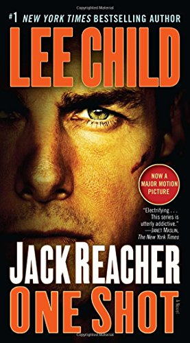 lee childs jack reacher series - 6