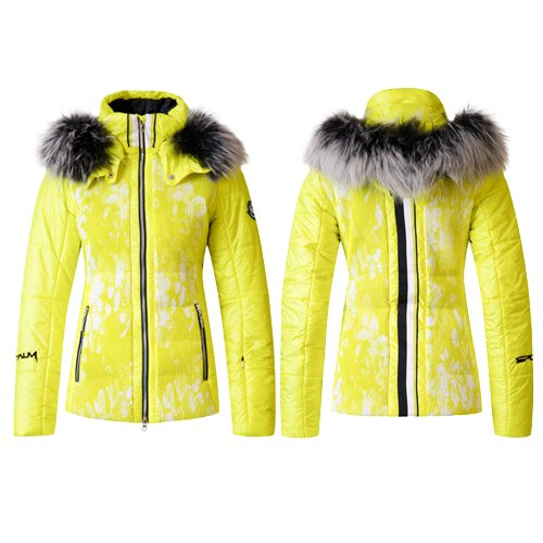 9009611705077 ean sportalm clockers 87 with fur women 39 s ski jacket yellow upc lookup. Black Bedroom Furniture Sets. Home Design Ideas