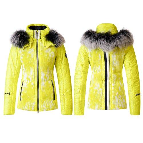 9009611705077 ean sportalm clockers 87 with fur women 39 s ski jacket yellow upc lookup. Black Bedroom Furniture Sets. Home Design Ideas