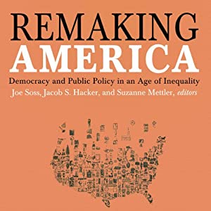 Remaking America Audiobook