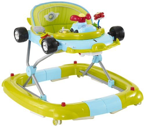 My Child F1 Car Walker (Go Go Green) by BabyMarket