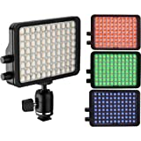 Luxli Viola 5'' Multi-Color On-Camera LED Light