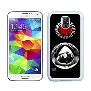 red hot chili peppers White Fashion Customize Design Samsung Galaxy S5 I9600 G900a G900v G900p G900t G900w Phone Case