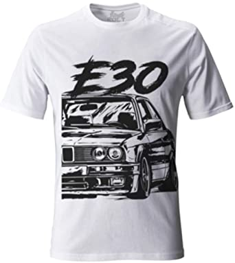 E30 M3 T Shirt Drift Motorsport Old School Amazonde Bekleidung