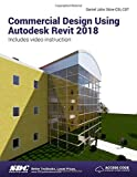 img - for Commercial Design Using Autodesk Revit 2018 book / textbook / text book
