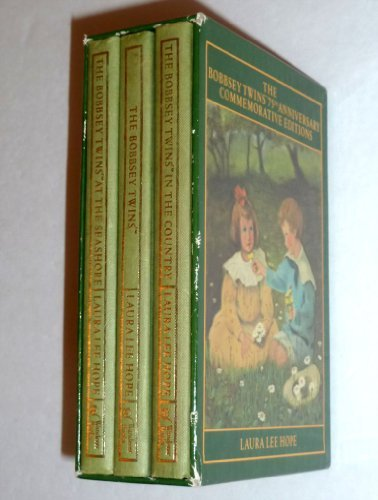 The Bobbsey Twins 75th Anniversary Commemorative Editions