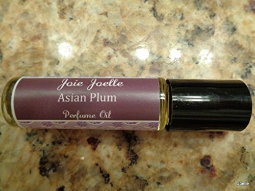 Asian Plum Perfume Roll On 1/3 oz by Joie Joelle Creations