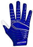 Cutters Gloves S252 Rev 3.0 Receiver Gloves, Royal, XX-Large