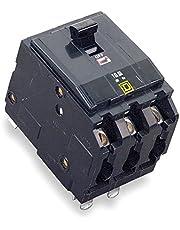 Square D Circuit Breaker, 80 Amp, 3-Pole, QO380