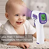 Forehead Thermometer,Non-Contact Infrared Forehead