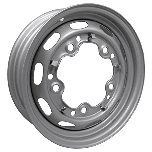 AA Performance Products 5 Lug Rim Silver with Slots 5/205 4.5
