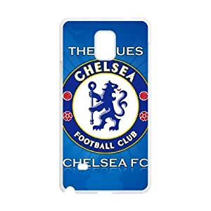 Samsung Galaxy S4 Phone Case White Chelsea FC VMN8181377
