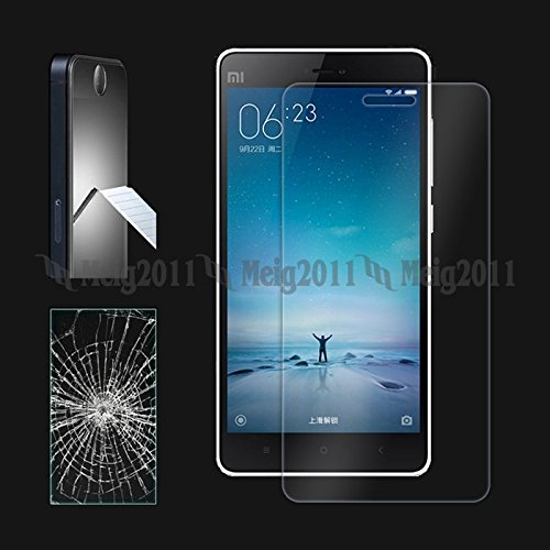 Tempered Glass Screen Protector for Xiaomi Mi4i - 5