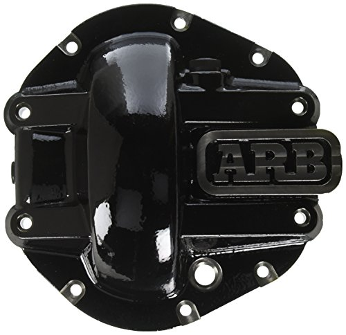 ARB 0750003B Differential Cover (Arb Winch Bull Bar Jeep)