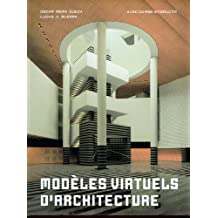 Modèles virtuels d'architecture CD-ROM