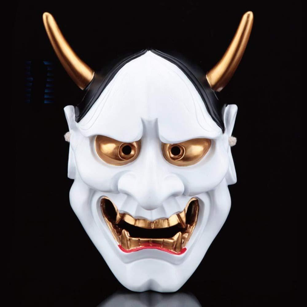 máscara hannya de Japón