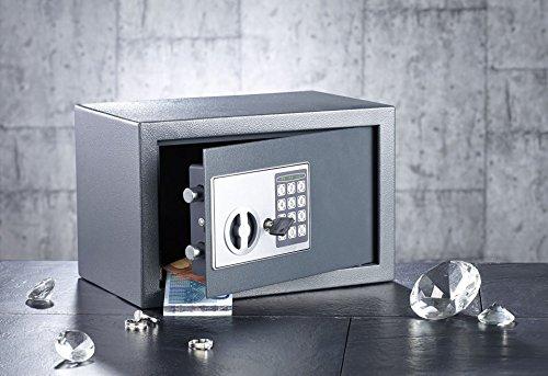 Xcase Safes: Box Steel Safe with Digital Lock, 12L (Mini)