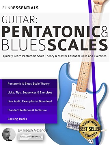 Guitar: Pentatonic and Blues Scales: Quickly Learn Pentatonic Scale Theory & Master Essential Licks and - Guitar Lessons Essential Acoustic