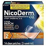 Nicoderm Cq Step 2 Clear Patches 14 mg - 1 x 14 Units