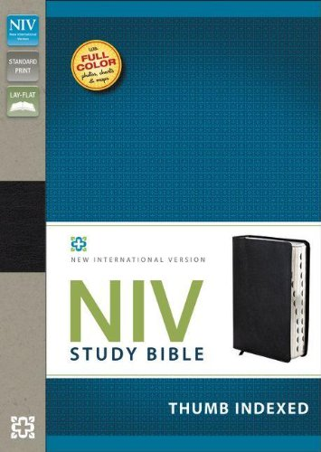 Top 10 best niv study bible leather bound for 2020