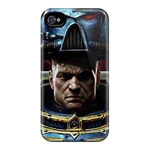 High Quality Space Marine Warhammer 40,000 Cases For Case HTC One M7 Cover / Perfect Cases