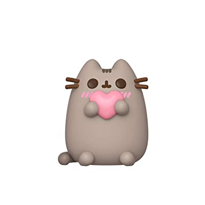 Funko Pop! Pusheen: with Heart: Toys & Games