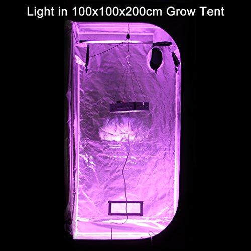 51ELFNPx2uL - VIPARSPECTRA Reflector-Series 300W LED Grow Light Full Spectrum for Indoor Plants Veg and Flower