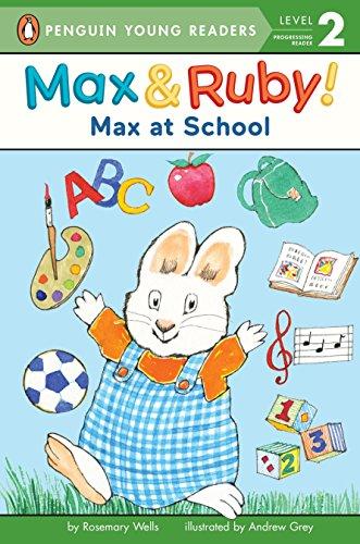 (Max at School (Max and Ruby))