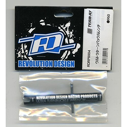 Racing Revolution - Revolution Design Racing Products 4mm Ultra Turnbuckle Wrench