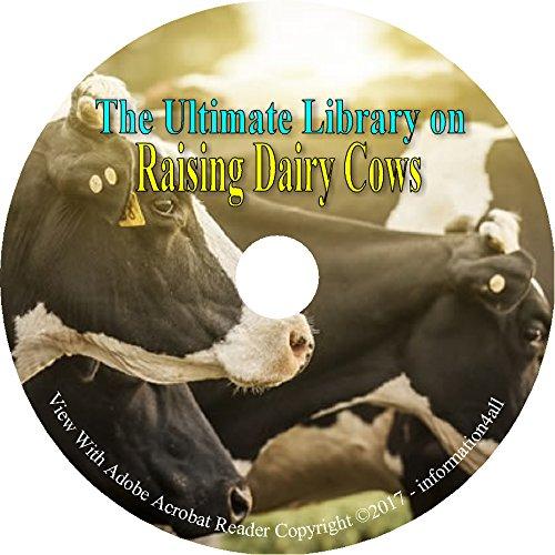 Library on DVD – 94 Books, Farm, Raising, Cattle, Milk, Survival, Homesteading ()