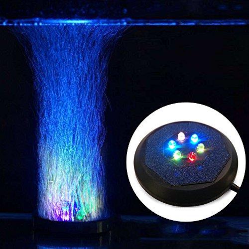 Air Stone Bubble Led Light