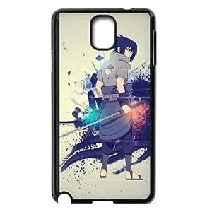 sasuke uchiha Samsung Galaxy Note 3 Cell Phone Case Black xlb2-328724