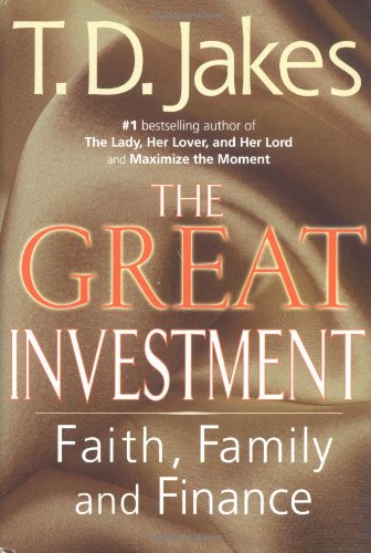 Download The Great Investment: Faith, Family, and Finance pdf epub