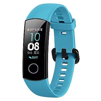 Huawei Honor Band 4, Zolimx Reloj Pulsera de Fitness con Monitor de Frecuencia Cardíaca Monitorizador de Actividad Rastreador Monitor: Amazon.es: ...