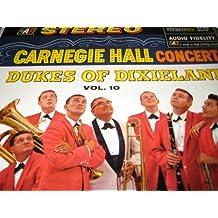 Carnegie Hall Concert, Vol. 10 - Dukes Of Dixieland LP