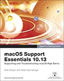 img - for macOS Support Essentials 10.13 - Apple Pro Training Series: Supporting and Troubleshooting macOS High Sierra book / textbook / text book