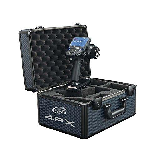 Pistol Grip Radio (Futaba Metal Carrying Case for 4PX Pistol Grip Radio System)