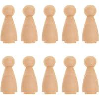 VOANZO 10 piezas 58mm Cuerpos de muñeca