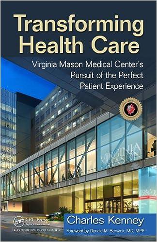 Virginia Mason Seattle Map.Amazon Com Transforming Health Care Virginia Mason Medical