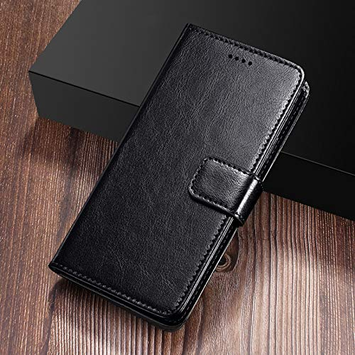 Stylento Flip Cover for Motorola Moto G5 Plus  Shine Black