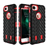 Best Roybens Iphone 6 Thin Cases - iPhone 7 Plus Case,TACOO Flexible TPU Hard PC Review